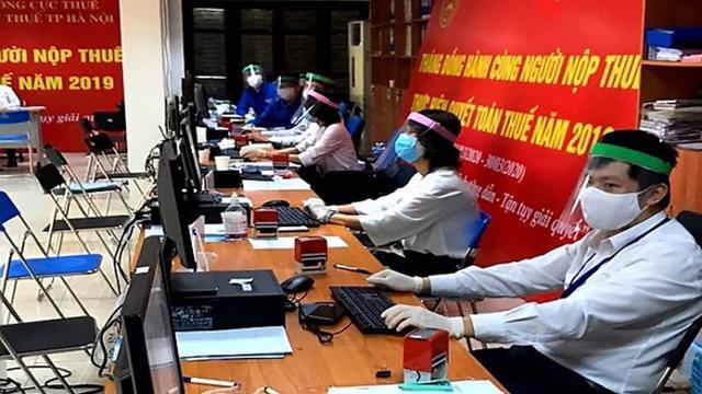 Hà Nội công khai danh sách 2.026 đơn vị đang nợ thuế