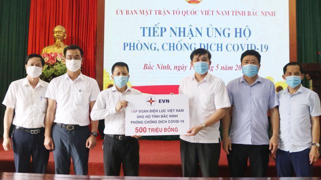 Bắc Ninh, Bắc Giang và thành phố Đà Nẵng có thêm 1,5 tỷ đồng phòng chống dịch Covid -19
