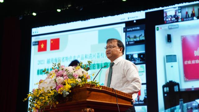 Bộ Công Thương: Nỗ lực khẳng định thương hiệu quả vải Việt Nam trên thị trường quốc tế