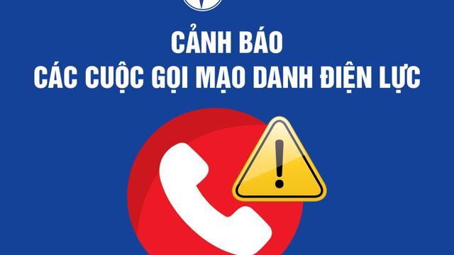 Cảnh báo tình trạng mạo danh công ty điện lực để lừa đảo