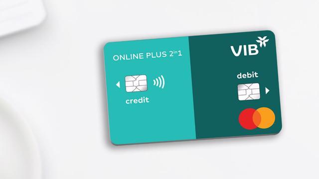 Mở thẻ tín dụng trực tuyến có ngay thẻ để mua sắm