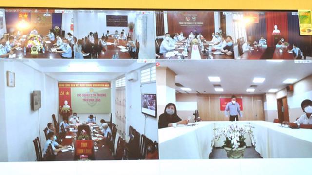 Bộ trưởng Nguyễn Hồng Diên: Trong mọi tình huống, không được để đứt gãy chuỗi cung ứng các mặt hàng thiết yếu