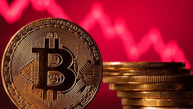 Bitcoin : Xuất hiện dự báo sụt tiếp xuống 22.000 USD