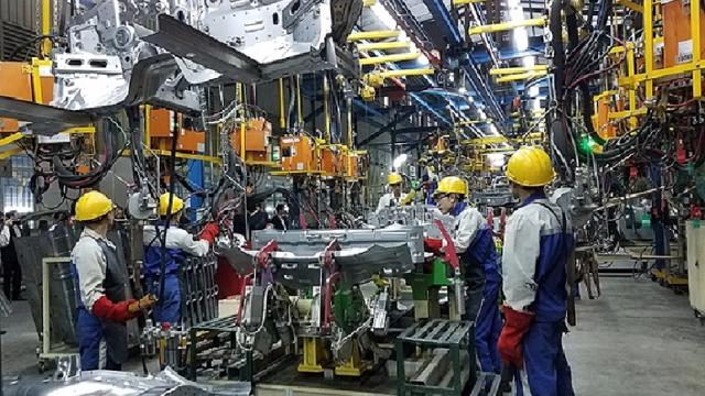 Dịch Covid-19 đã hãm đà tăng của sản xuất công nghiệp