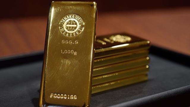 Giá vàng giảm tuần này sau 4 tuần tăng liên tiếp