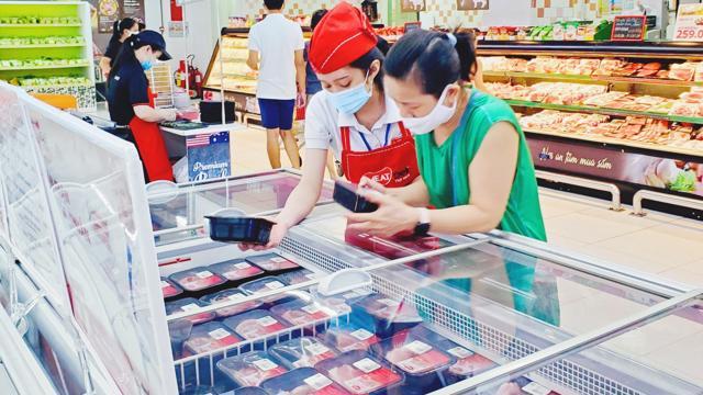 Vissan tiếp tục cung ứng mặt hàng thực phẩm tươi sống tại TP.HCM