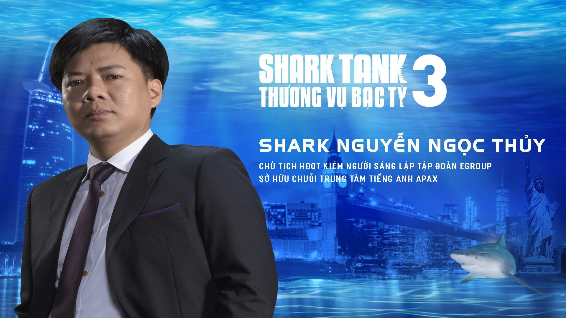 Shark Thủy - hành trình khởi nghiệp và xây dựng tập đoàn giáo dục Egroup