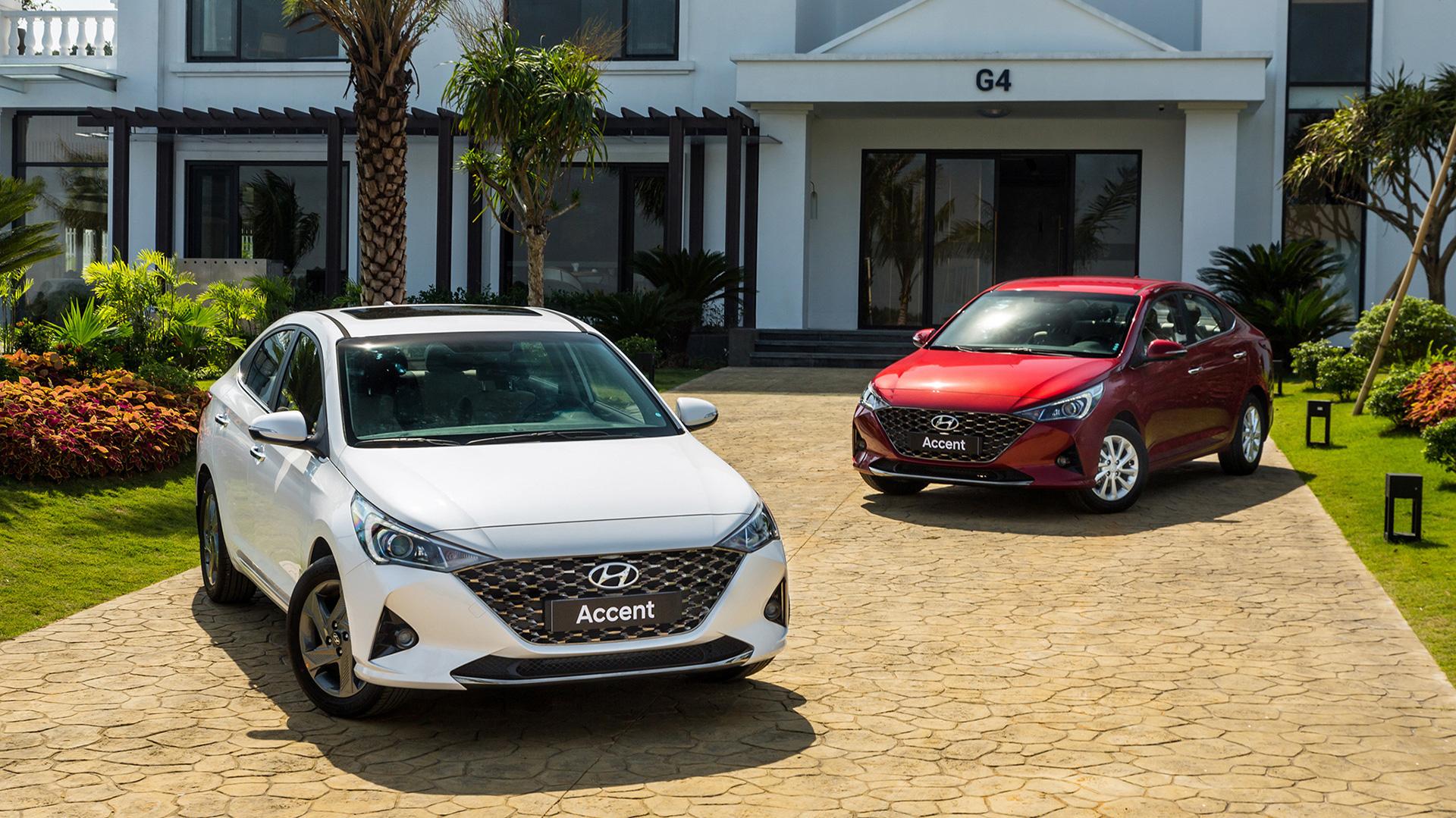 Hyundai Accent 2021 ra mắt Việt Nam, giá từ 426 triệu đồng - Nhịp sống kinh tế Việt Nam & Thế giới