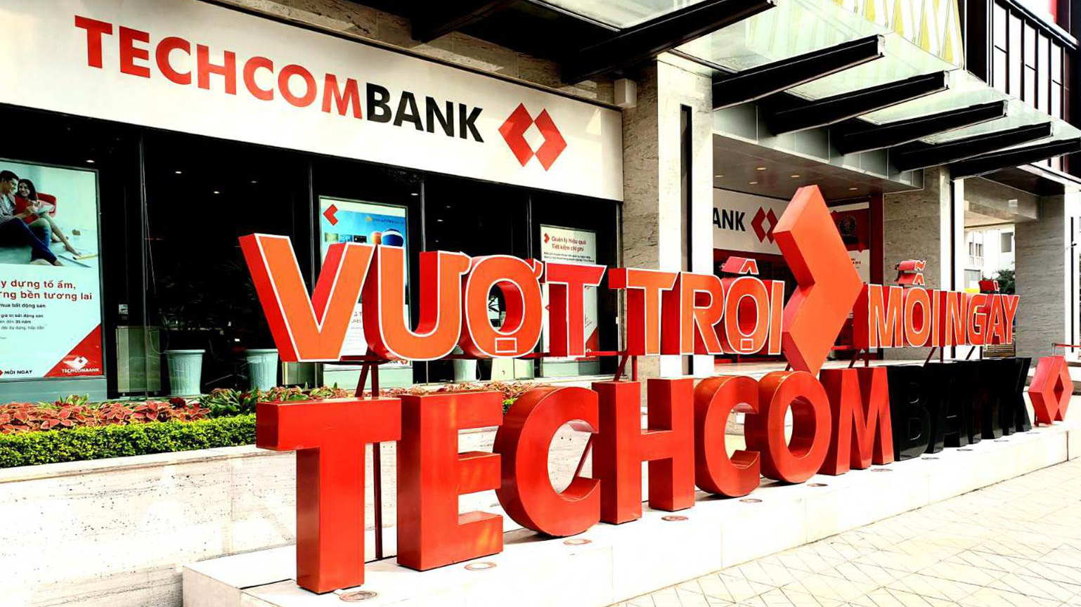 cổ phiếu ngân hàng Techcombank