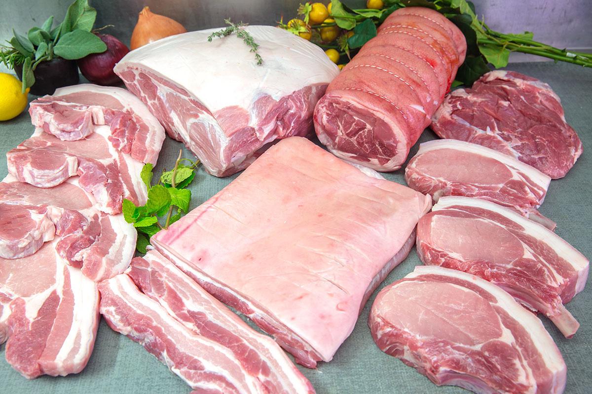 Giá thịt heo đã giảm sốc so với lúc cao điểm - Nhịp sống kinh tế Việt Nam & Thế giới