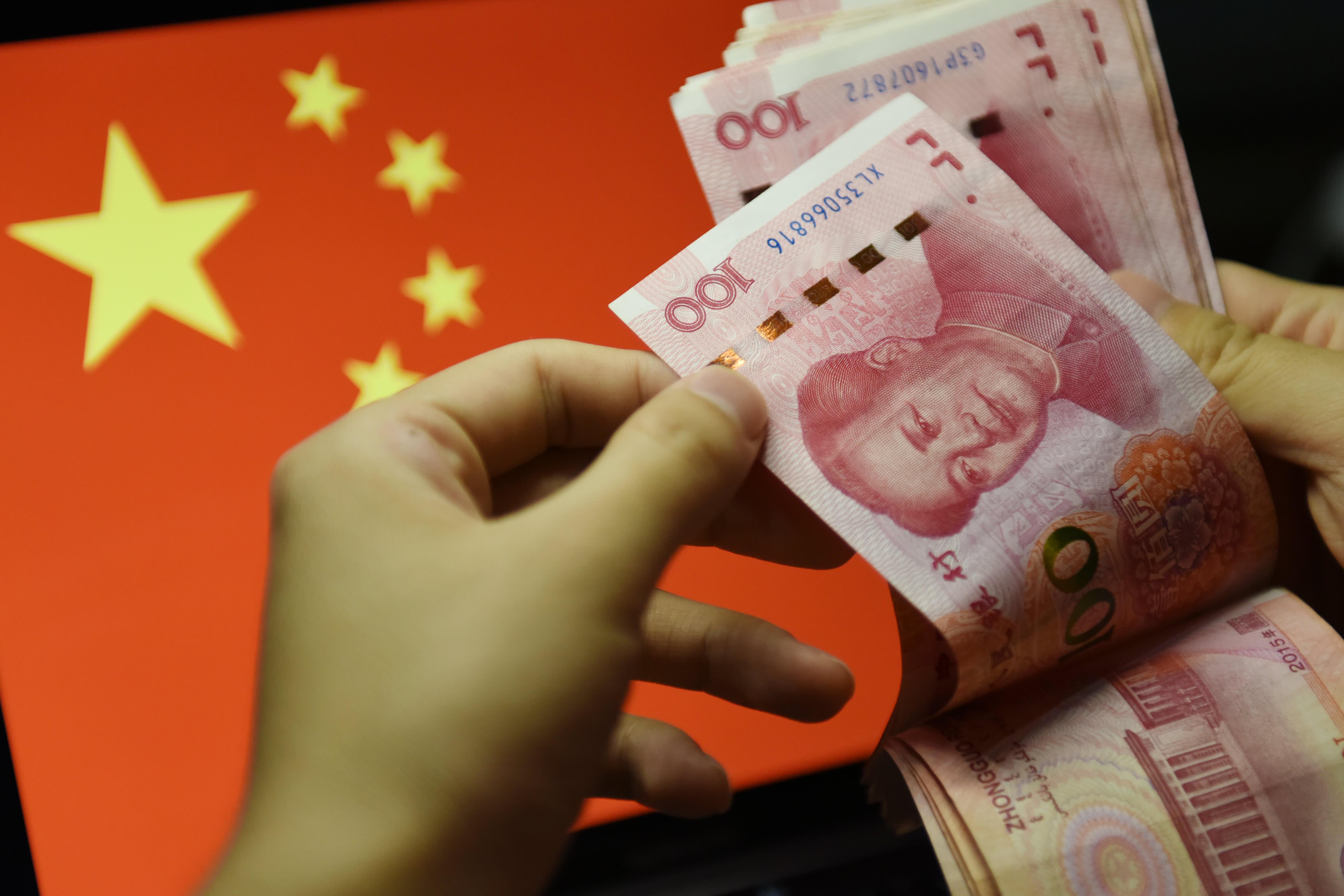Nhiều người hoài nghi khả năng thực hiện tham vọng quốc tế hóa đồng Nhân dân tệ của Trung Quốc - Ảnh: Getty Images