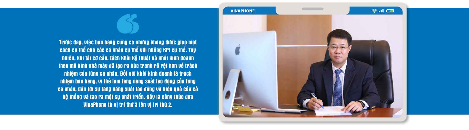"""CEO VNPT-VinaPhone: """"25 tuổi, VinaPhone muốn là số 1 nhưng không phải số 1 về thuê bao di động"""" - Ảnh 3"""