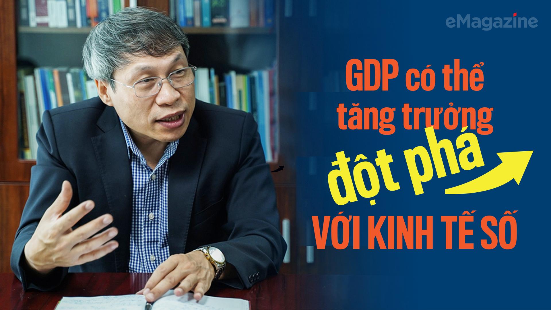 GDP có thể tăng trưởng đột phá với kinh tế số - Ảnh 1