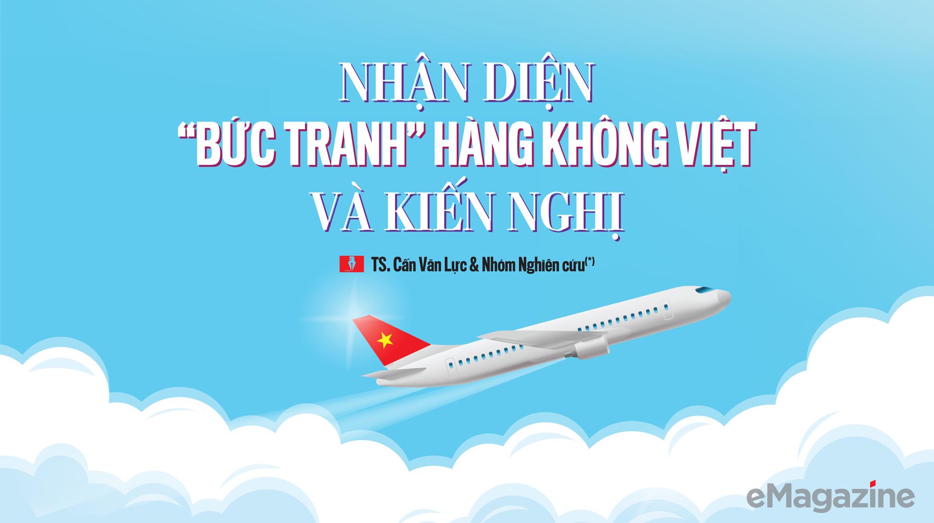 Nhận diện bức tranh hàng không Việt và kiến nghị - Ảnh 1