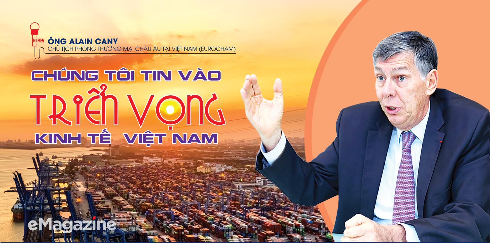 """""""Chúng tôi tin vào triển vọng kinh tếViệt Nam"""" - Ảnh 1"""