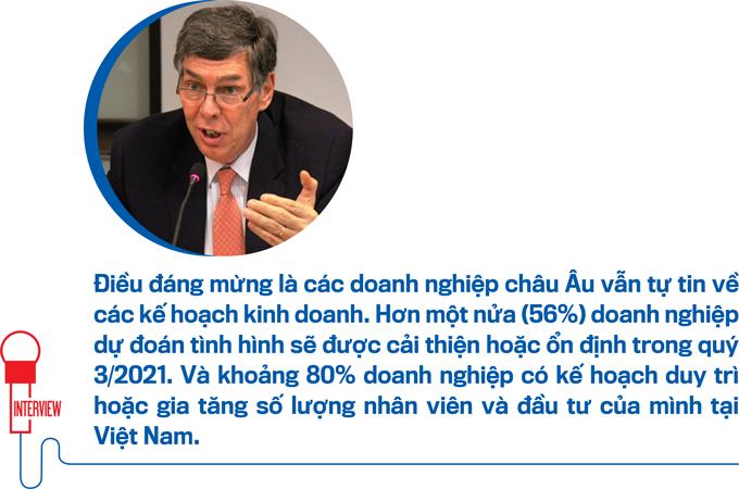 """""""Chúng tôi tin vào triển vọng kinh tếViệt Nam"""" - Ảnh 3"""