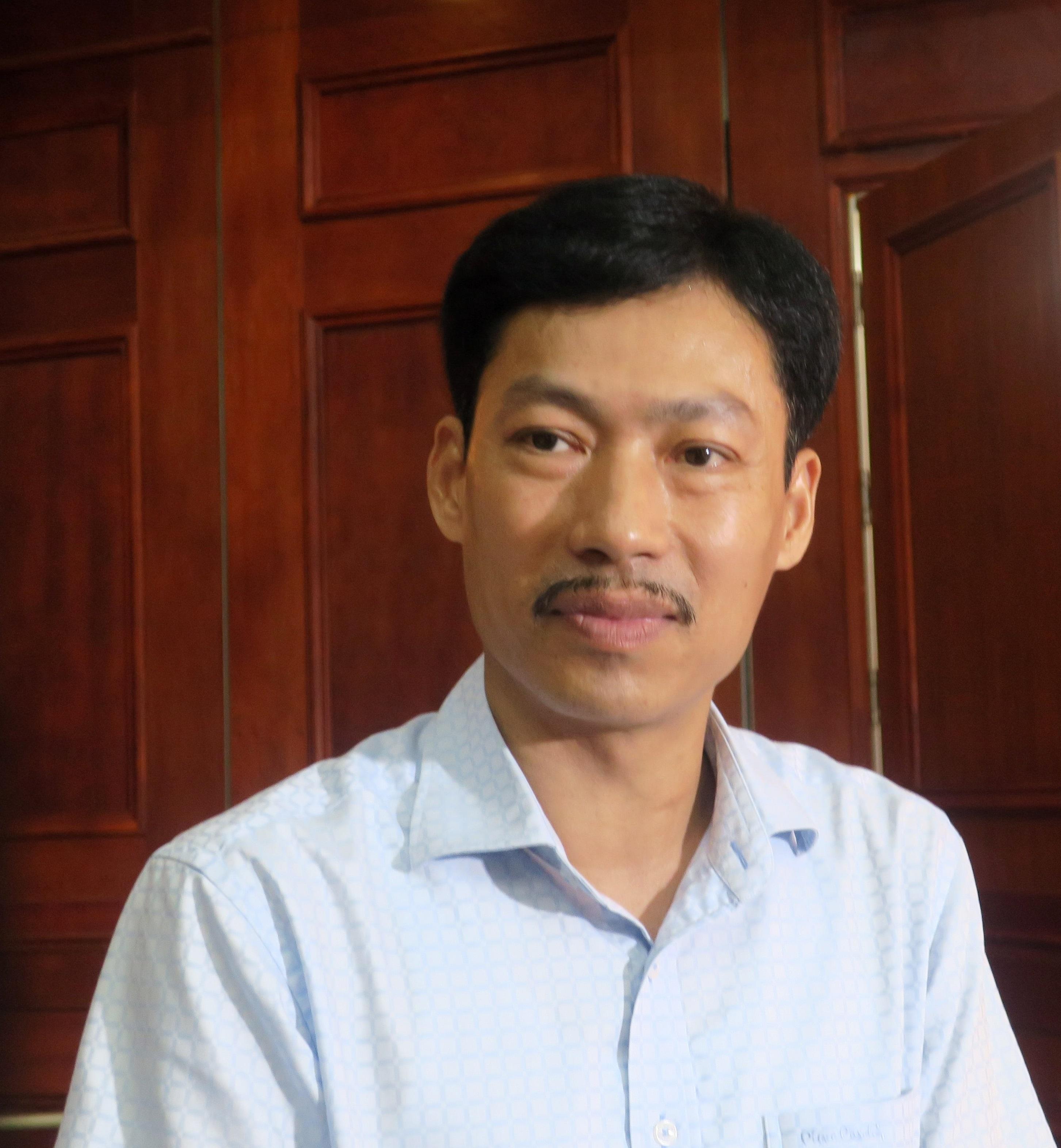 PGS.TS. Lê Xuân Trường, Trưởng Khoa Thuế và Hải quan, Học viện Tài chính.