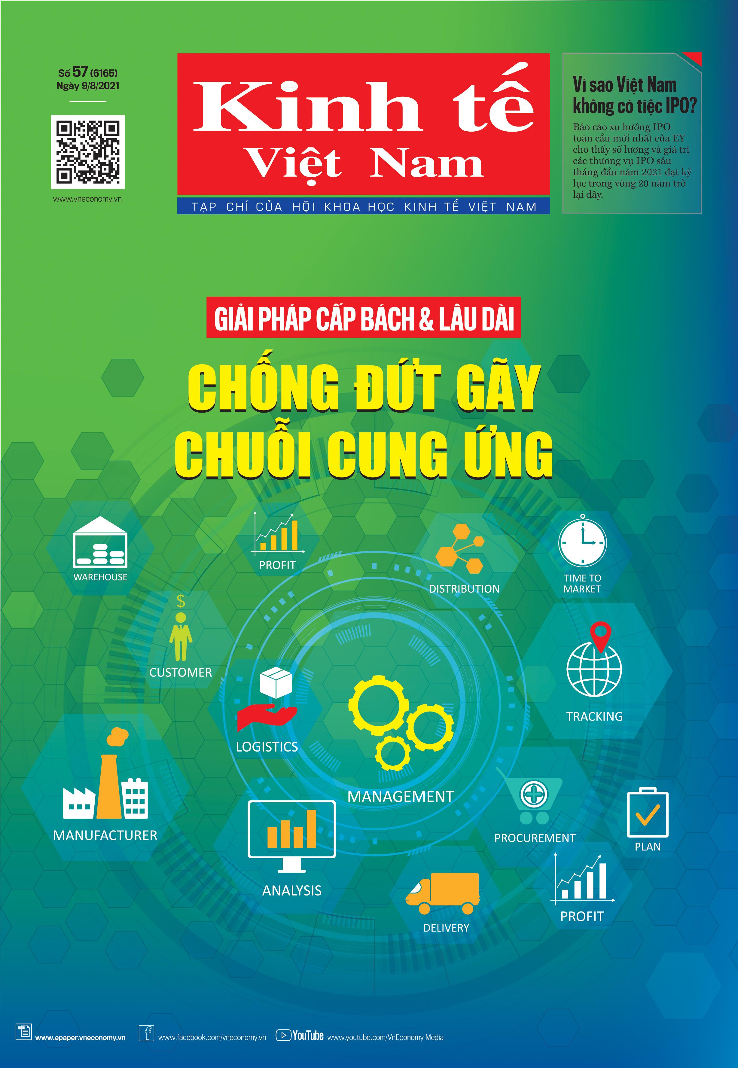 Kinh tế Việt Nam số 57-2021