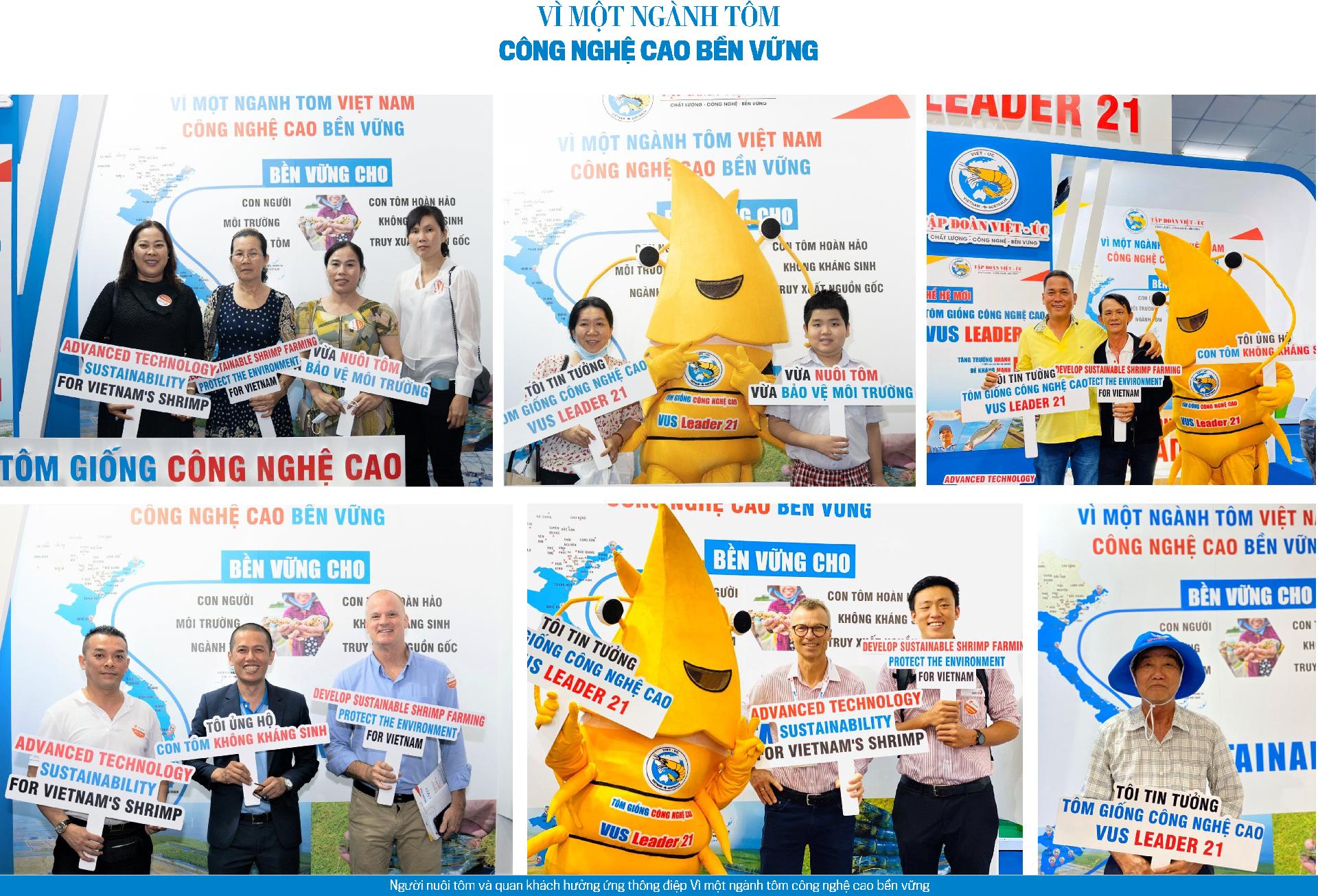 Tập đoàn Việt Úc: 20 năm phát triển ngành tôm công nghệ cao - Ảnh 4