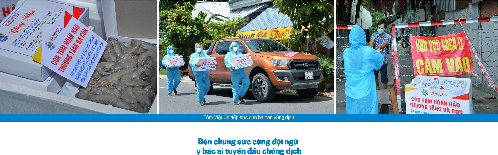 Tập đoàn Việt Úc: 20 năm phát triển ngành tôm công nghệ cao - Ảnh 8