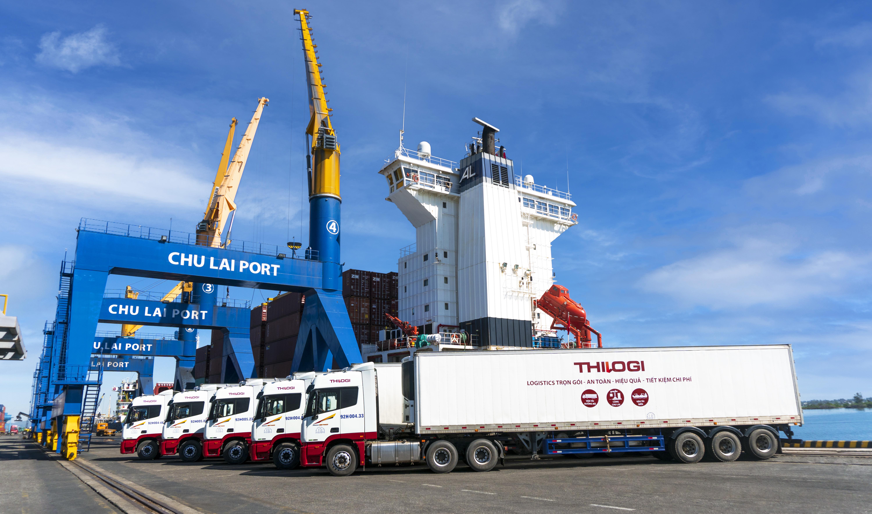 THILOGI mở tuyến vận chuyển qua cửa khẩu quốc tế Nam Giang - Đắc Tà Oọc - Ảnh 1