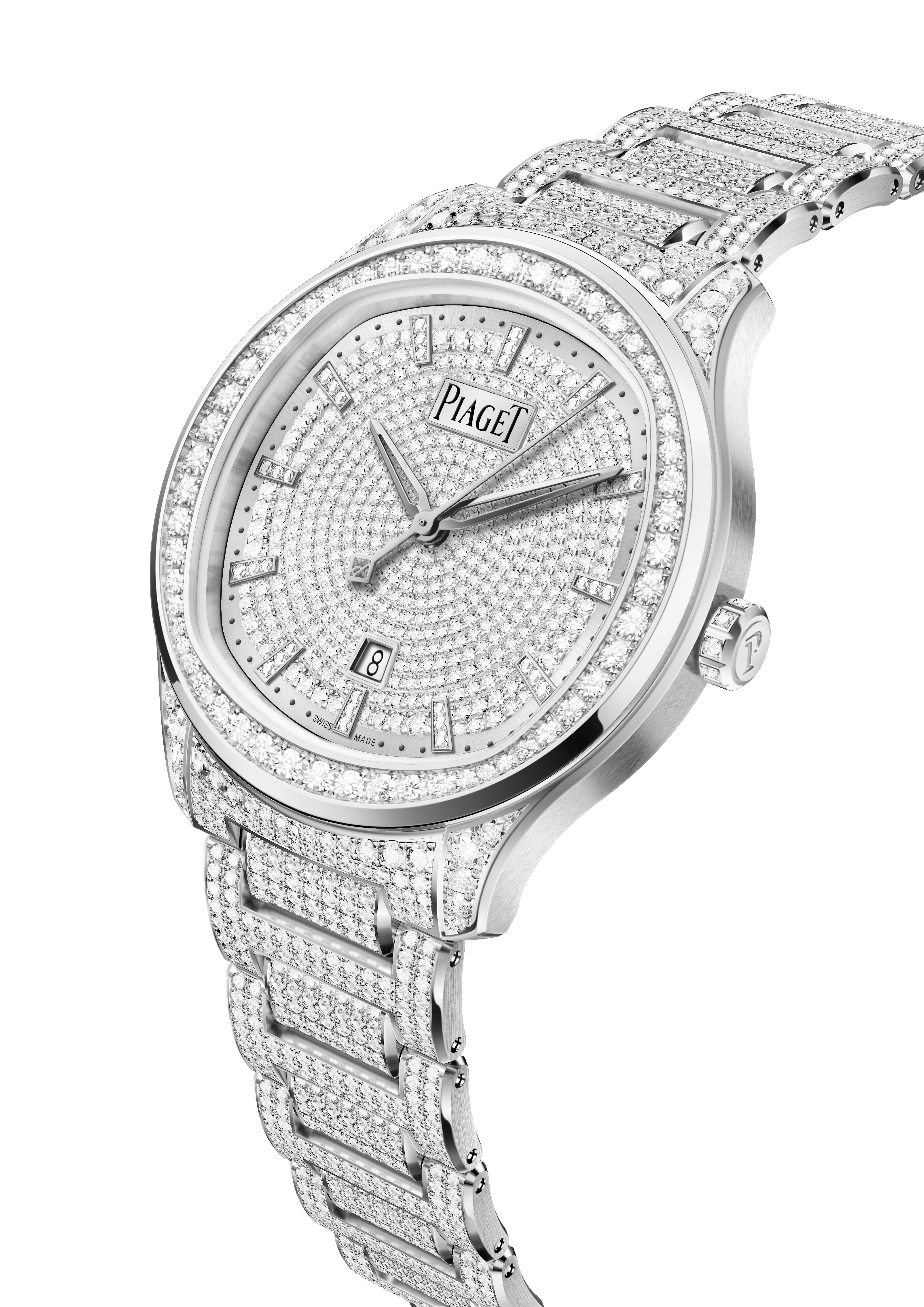 Đã xuất hiện chiếc đồng hồ nữ đầu tiên trong BST Piaget Polo lịch sử - Ảnh 3