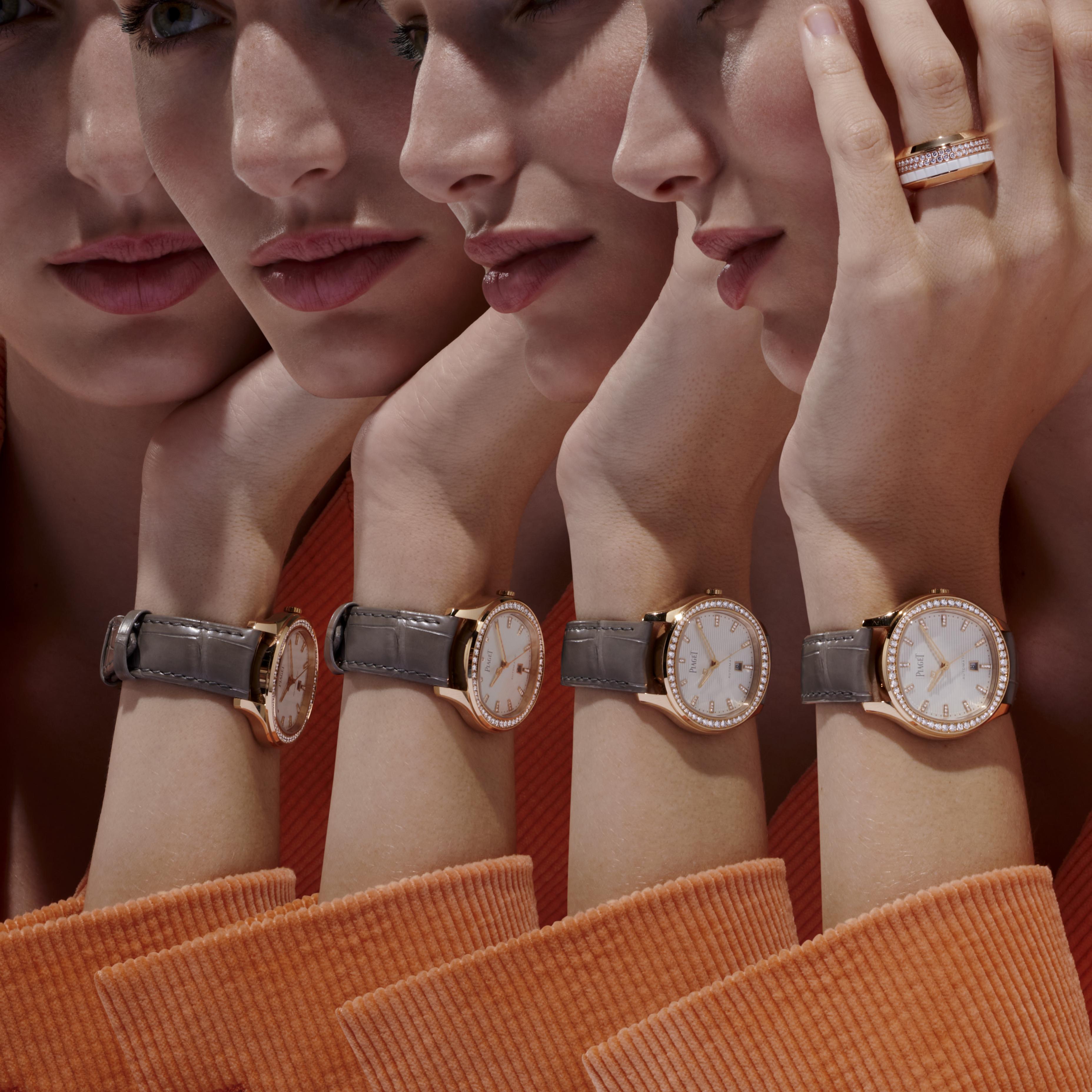 Đã xuất hiện chiếc đồng hồ nữ đầu tiên trong BST Piaget Polo lịch sử - Ảnh 1