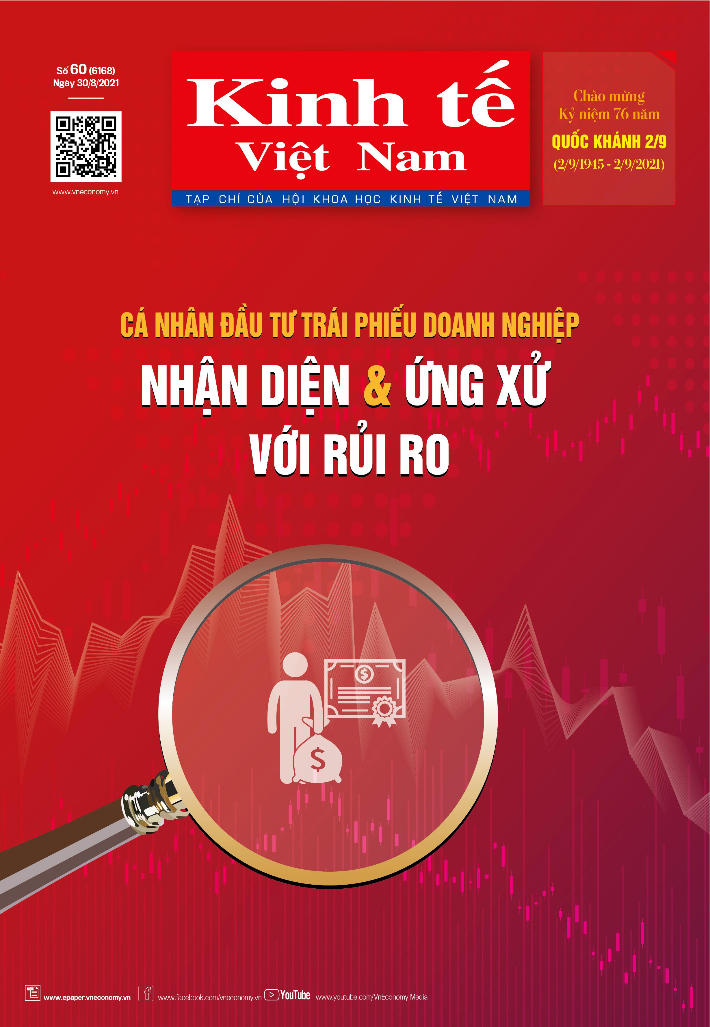 Kinh tế Việt Nam bộ mới số 60-2021