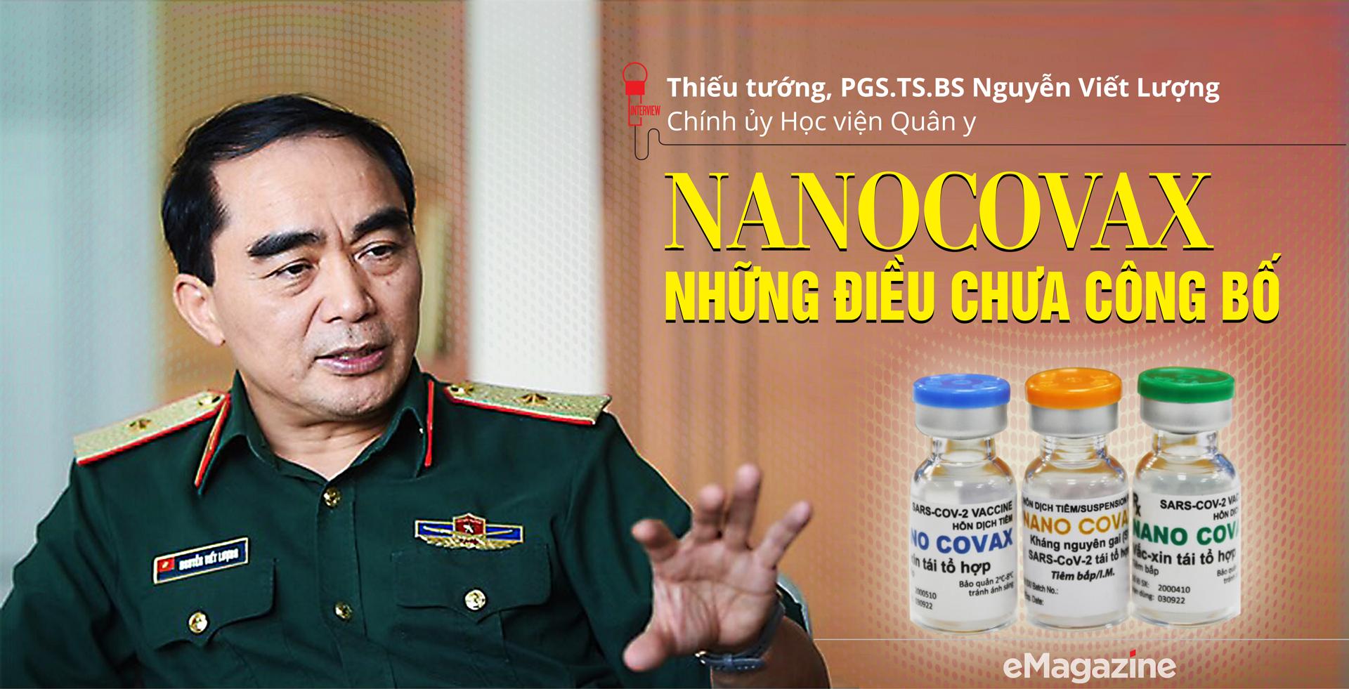 Nanocovax: Những điều chưa công bố - Ảnh 1
