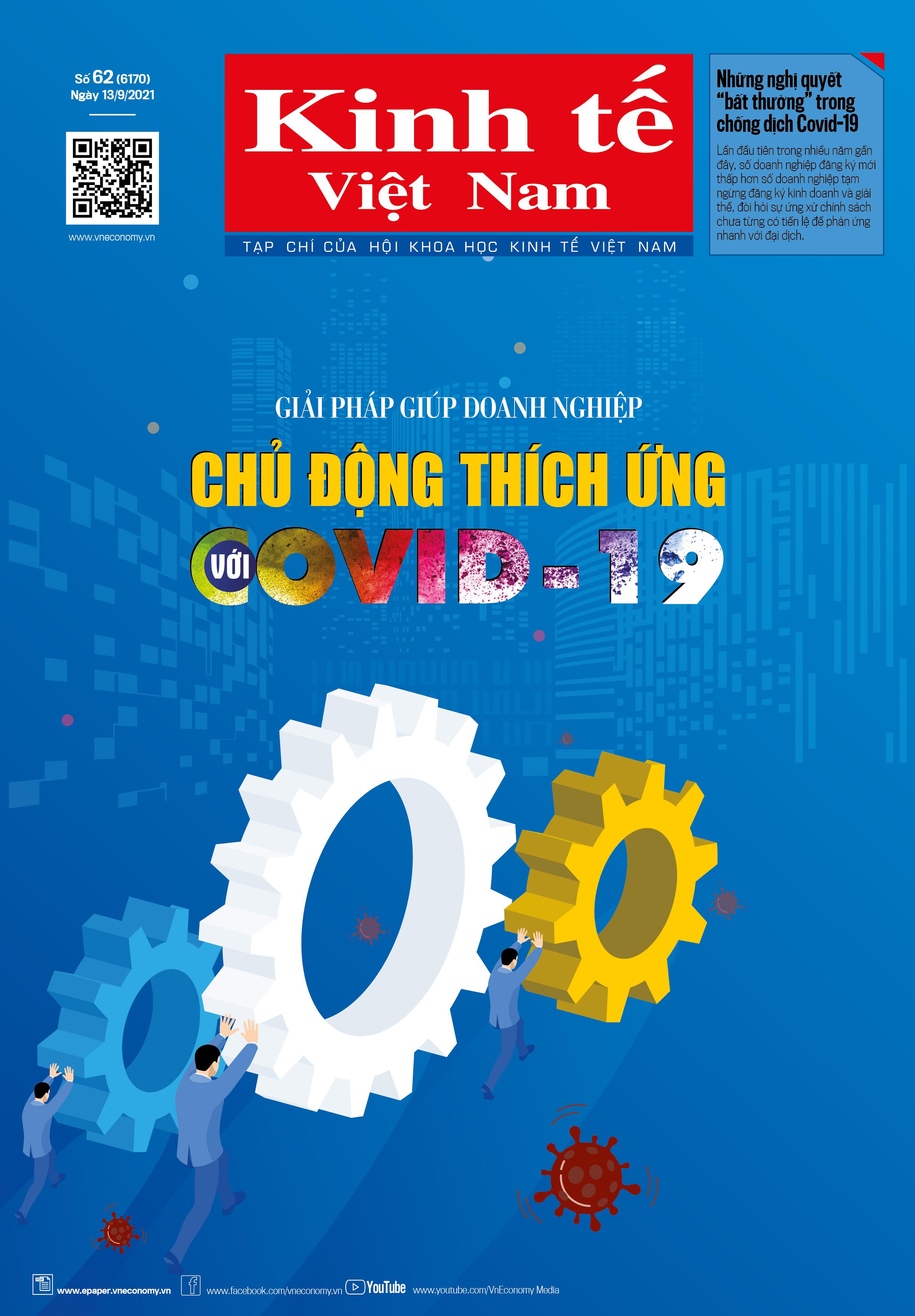 Kinh tế Việt Nam bộ mới số 62-2021