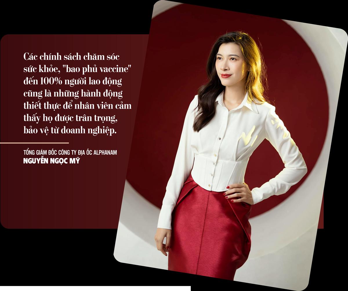 CEO Công ty Địa ốc Alphanam Nguyễn Ngọc Mỹ:Chỉ có sự đồng lòng mới tạo ra đột phá… - Ảnh 5