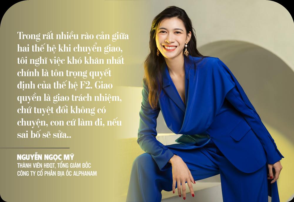 CEO Công ty Địa ốc Alphanam Nguyễn Ngọc Mỹ:Chỉ có sự đồng lòng mới tạo ra đột phá… - Ảnh 7
