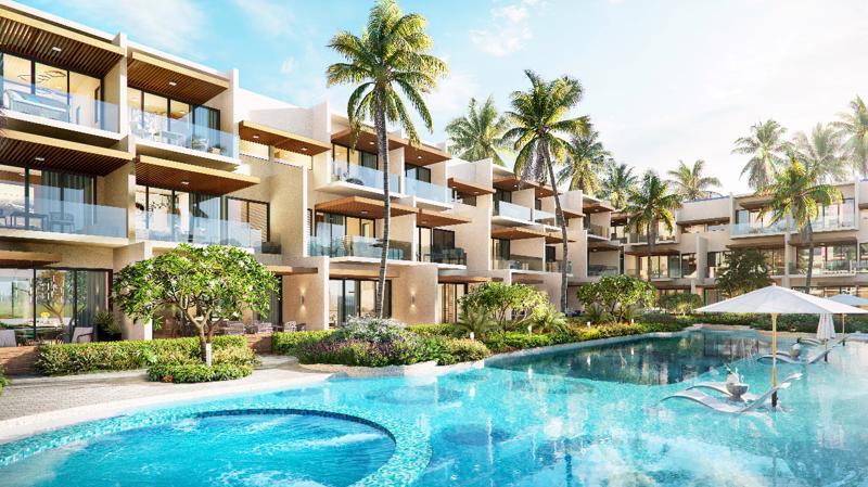 The Song là phân khu thứ 3 trong dự án Thanh Long Bay với thiết kế đặc biệt theo mô hình nhà vườn kiểu mới.