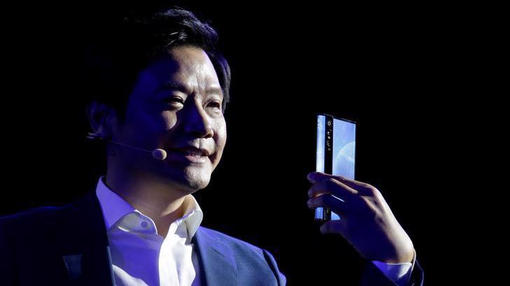 CEO Lei Jun của Xiaomi - Ảnh: Reuters.