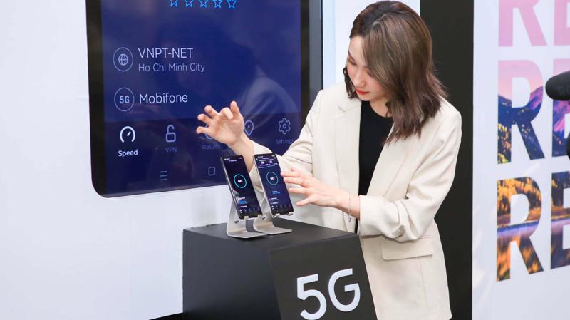Điện thoại 5G có sử dụng được tính năng 5G hay không thì điều đầu tiên và quyết định là có vùng phủ sóng 5G hay không
