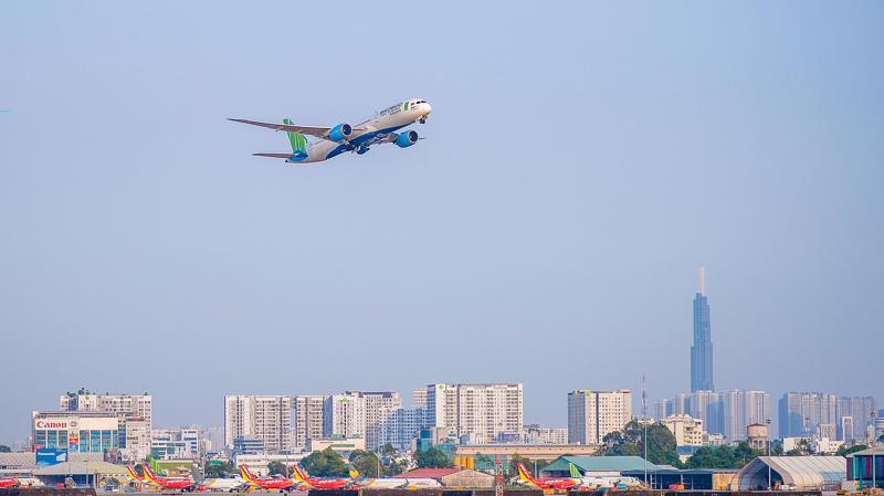 Bamboo Airways nghiên cứu áp dụng hộ chiếu vaccine, sẵn sàng bay quốc tế từ tháng 4.
