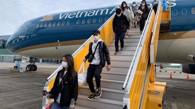 Cục Hàng không đề xuất 3 giai đoạn mở chuyến bay quốc tế.