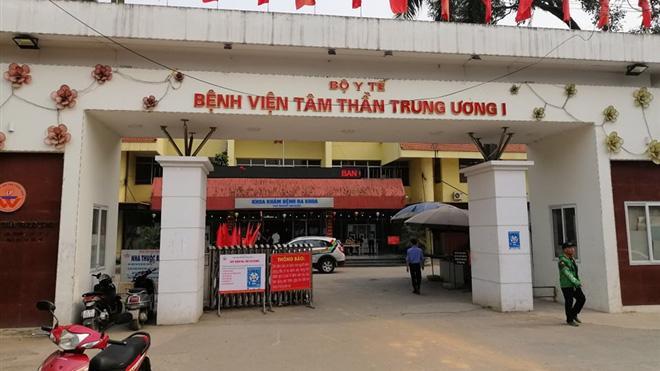 Bệnh viện Tâm thần Trung ương I.