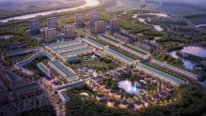 Dự án Kosy City Beat Thai Nguyen do Công ty Cổ phần Kosy làm chủ đầu tư nhận được sự quan tâm của giới đầu tư địa ốc đầu năm 2021.