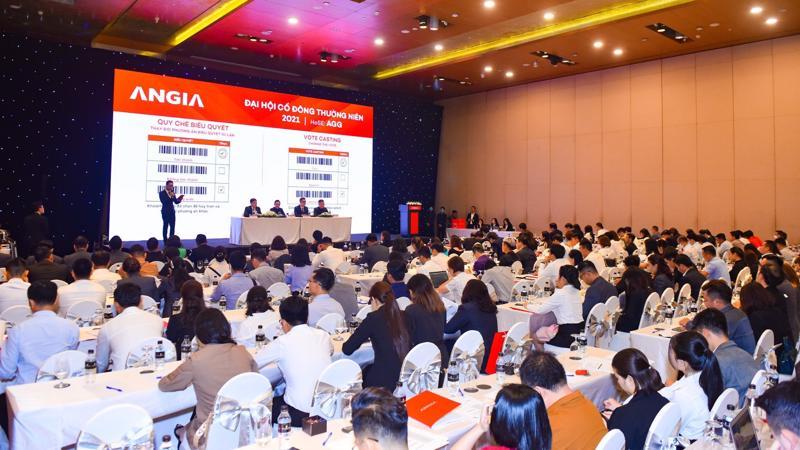 Đại hội đồng cổ đông thường niên 2021 của An Gia