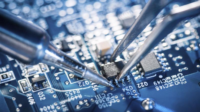 Ngành công nghiệp điện tử Việt Nam chiếm tỷ trọng 17,8% toàn ngành công nghiệp.
