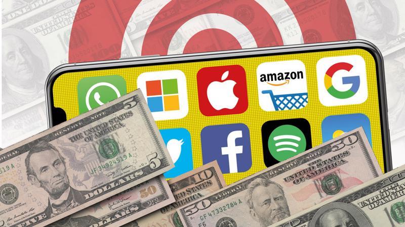 Thuế doanh nghiệp tối thiểu toàn cầu sẽ khiến các tập đoàn công nghệ khổng lồ phải nộp thuế nhiều hơn, bất kể họ đặt trụ sở ở đâu - Ảnh: Financial Times