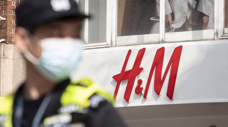 Làn sóng tẩy chay tại Trung Quốc buộc thương hiệu thời trang H&M đóng hàng loạt cửa hàng - Ảnh: Getty Images