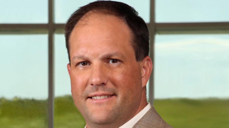 Chad Richison - người sáng lập, CEO hãng phần mềm Paycom Software - Ảnh: AP