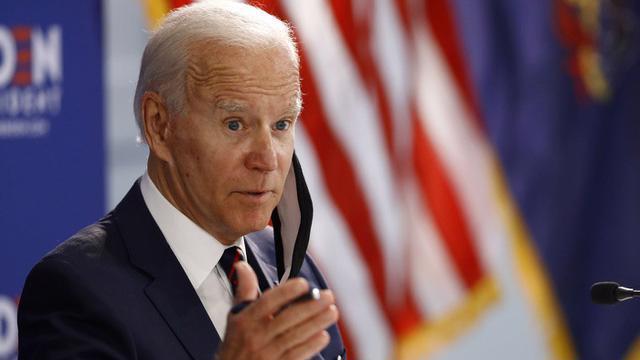 Trong chiến dịch tranh cử tổng thống Mỹ 2020, ông đã tuyên bố sẽ tăng thuế doanh nghiệp từ 21% lên 28% (không lâu sau khi lên cầm quyền.