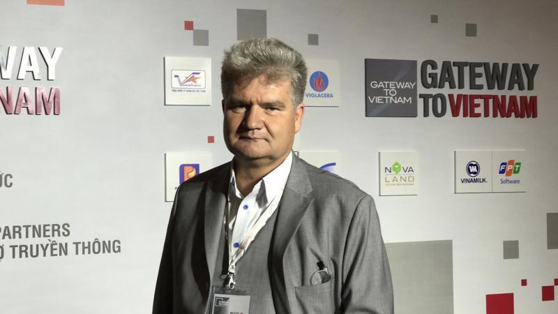 Ông Petry Deryng - người sáng lập PYN Fund Management và quản lý danh mục đầu tư PYN Elite Fund