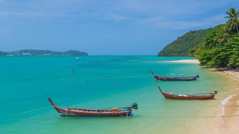 Đảo Phuket, Thái Lan - Ảnh: Facebook/Amazing Thailand
