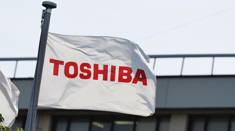 Toshiba bắt đầu trượt dốc kể từ sau bê bối kế toán gây chấn động hồi năm 2015 - Ảnh: AP