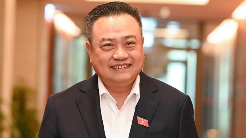 Ông Trần Sỹ Thanh - Ảnh: Quochoi.vn
