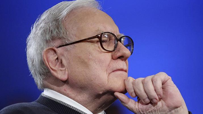 Tỷ phú Warren Buffett - Ảnh: AP